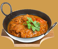 Special Balti Dishes